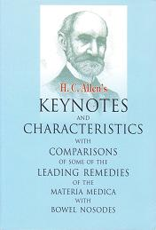 Allen, H C - Keynotes with Nosodes