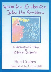 Coats, S - Veronica Carbonica Joins The Ramblers