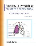 Marieb, E - Anatomy & Physiology Coloring Workbook