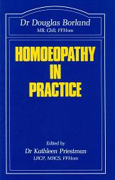 Borland, D - Homoeopathy in Practice