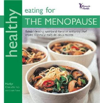 Glenville, M - Healthy Eating for the Menopause