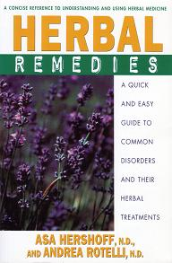 Hershoff, A - Herbal Remedies
