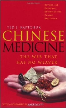 Kaptchuk, T - Chinese Medicine: The Web That Has No Weaver (2nd Hand - red cover)