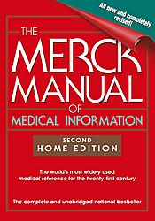 Merck Manual of Medical Information - Home
