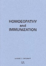 Speight, L - Homoeopathy and Immunisation