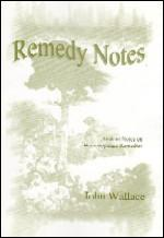 Wallace, J - Remedy Notes 1 (2nd Hand)
